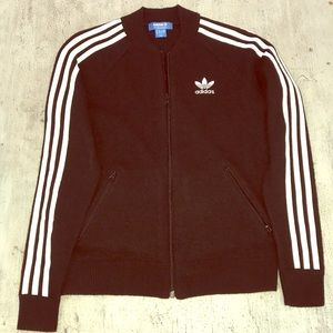 Adidas Authentic wool old school jacket